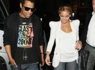 Beyoncé et Jay-Z : sortie londonienne en amoureux ! Wahou quelles chaussures Beyoncé !