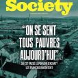 """Couverture du magazine du magazine """"Society"""", numéro du 10 janvier 2019."""