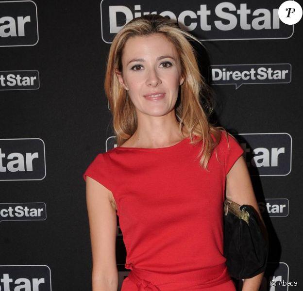 Elisabeth Bost lors du lancement de Direct Star au VIP Room de Paris le 1er septembre 2010
