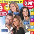 """Magazine """"Télé 2 semaines"""" en kiosques le 14 janvier."""
