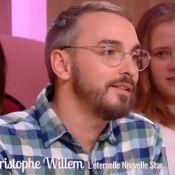 """Christophe Willem ancien trafiquant de films X : """" Il y avait tout un troc"""""""