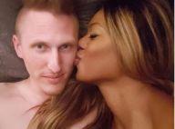 Laverne Cox : La star d'Orange Is the New Black pose au lit avec son chéri