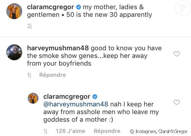 """Clara McGregor s'attaque publiquement à son père Ewan McGregor sur les réseaux sociaux le 14 janvier 2019. L'acteur a quitté son épouse et mère de ses enfants Eve Mavrakis en 2017 après être tombé amoureux de la comédienne Mary Elizabeth Winstead, rencontrée sur le tournage de la série """"Fargo""""."""