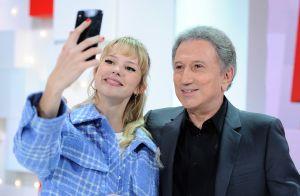 Vivement dimanche : Angèle et Laura Laune pétillantes face à Michel Drucker