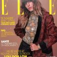 """Lou Doillon en couverture du magazine """"ELLE"""", en kiosques le 18 janvier 2019."""