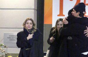 Ashley Olsen : Soirée en amoureux avec son nouveau chéri Louis Eisner