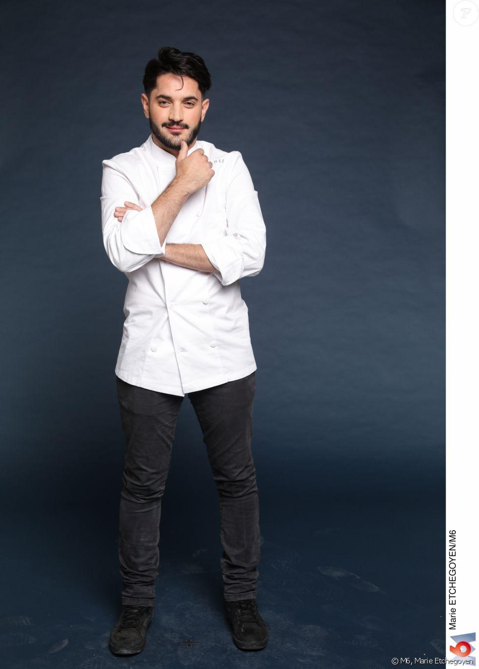 """ésultat de recherche d'images pour """"candidats top chef 2019 merouan"""""""