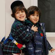 Jean-Roch : Ses jumeaux de 5 ans, Santo et Cielo, défilent à la Fashion Week