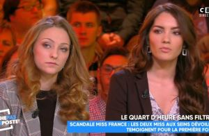 Miss France 2019 , les Miss Topless :