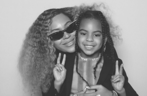 Beyoncé : Sa fille Blue Ivy est son sosie