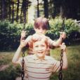 Emmanuel Moire et son frère jumeau Nicolas, une archive dévoilée le 28 janvier 2019 pour les 10 ans de la disparition de Nicolas.