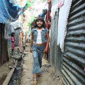 Les jeunes héros de Slumdog Millionaire voient enfin l'issue de leur cauchemar !