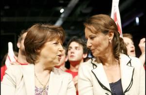 Ségolène Royal : après son amoureux, elle officialise sa réconciliation avec Martine Aubry !