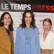 Juliette Binoche, Mélanie Thierry, Virginie Ledoyen: Pour elles, le Temps presse