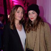 Sandrine Quétier, Hélène de Fougerolles : Soirée shopping mémorable à Paris