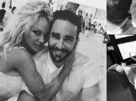 Pamela Anderson et Adil Rami : Sortie en amoureux pour Jean-Luc Reichmann