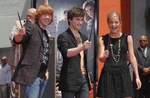 Les trois héros de Harry Potter sont des stars super sexy et tellement glamour ! La preuve !