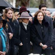 Enterrement de Michel Legrand : Sa famille réunie et unie dans le chagrin