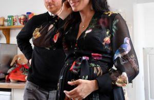 Meghan Markle, enceinte, prend une initiative forte sous le regard d'Harry