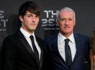 Didier Deschamps : Son fils Dylan aux anges auprès de sa ravissante chérie