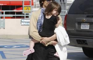 Katie Holmes et Suri Cruise : mère et fille coiffées... avec le même pétard !