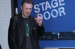 Liam Neeson face à la polémique grandissante :