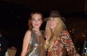 Lindsay Lohan : Sa mère sort depuis 5 ans avec un homme qu'elle n'a jamais vu !