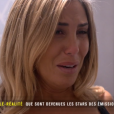 """Marlène Duval (Loft Story 2) raconte un événement traumatisant de son enfance dans """"Télé-réalité : que sont-ils devenus"""" (TFX) le 7 février 2019."""