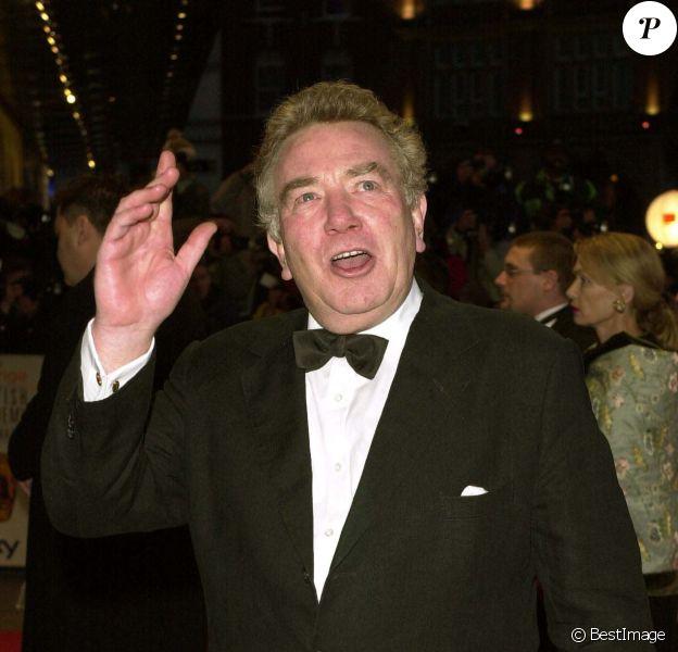 Albert Finney - BAFTA Awards en 2001 à Londres