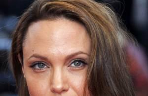 Angelina Jolie hospitalisée à la suite d'un accident de tournage !