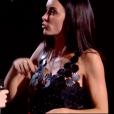 """Jenifer face à Poupie dans """"The Voice 8"""" sur TF1, le 8 février 2019."""