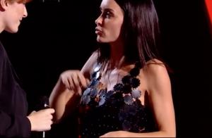 The Voice 8 - Jenifer : Sa robe de luxe transparente fait sensation !