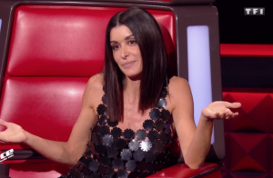 The Voice 8 - Jenifer : Sa robe de luxe transparente fait sensation !
