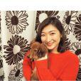 Ikee Rikako sur Instagram le 1er décembre 2018.