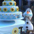 Olaf, le bonhomme de neige, de retour dans La Reine des Neiges 2.