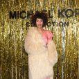 Kerry Washington au défilé de mode Michael Kors Collection automne hiver 2019/2020 lors de la fashion week de New York le 13 février 2019.