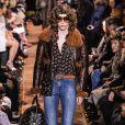 Défilé Michael Kors Collection, collection Prêt-à-Porter Automne/Hiver 2019 lors de la Fashion Week de New York, le 13 février 2019.