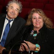 """Pierre Perret, un demi-siècle d'amour avec Rebecca: """"On est un couple fusionnel"""""""