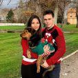 Louis Ducruet et sa fiancée Marie Chevallier - Instagram