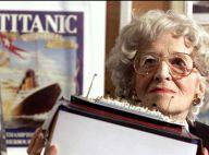 Millvina Dean, ultime survivante du Titanic, vient de s'éteindre à l'âge de 97 ans... Kate Winslet et Léonardo DiCaprio subvenaient à ses besoins !