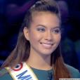 "Miss France 2019, Vaimalama Chavas, invitée dans l'émission ""Les Terriens du samedi"" - Samedi 16 février 2019, C8"