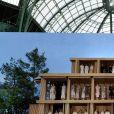Défilé Chanel, la maison de poupées japonaise éco-responsable, collection Haute-Couture printemps-été 2016 au Grand Palais, Paris.