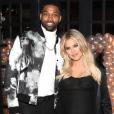 Tristan Thompson et Khloé Kardashian sur une photo publiée sur Instagram en mars 2018.