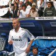 Zinedine Zidane a été nommé conseiller du président Perez au Real Madrid