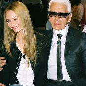 "Mort de Karl Lagerfeld – Vanessa Paradis émue : ""C'est terrible... C'est choquant"""