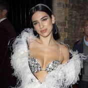 Dua Lipa : Son père sexy lui vole la vedette aux Brits Awards