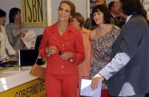 La princesse Elena d'Espagne a copié... le look de sa belle-soeur Letizia !