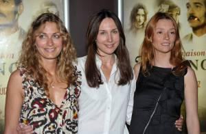 Audrey Marnay et Elsa Zylberstein... deux beautés très décontractées !