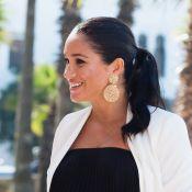EXCLU – Meghan Markle porte une marque de bijoux française, les ventes explosent