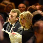 Brigitte et Emmanuel Macron : Rencontre bouleversante pour le couple